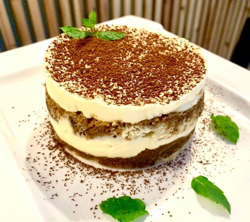 tiramisu włoski deser brocci